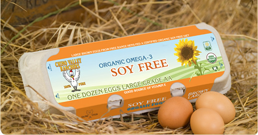 Chino Valley Ranchers Soy Free Eggs
