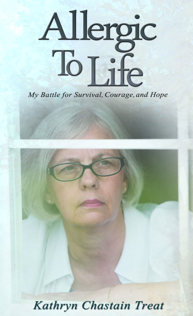 Allergic to Life Book Cover