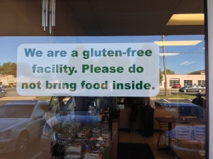 No gluten or allergens