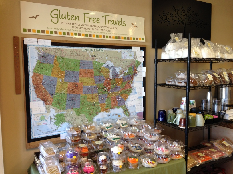 Gluten and Allergy Friendly Bakery and Cafe