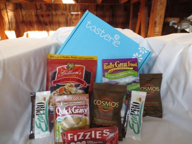 Tasterie deliver GF food