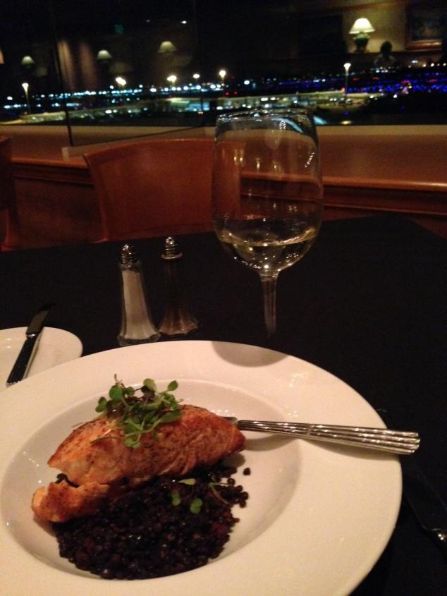Hemisphere Restaurant in Orlando Airport