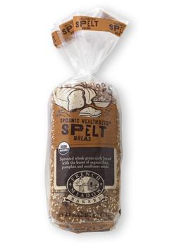 Spelt Bread is NOT gluten Free