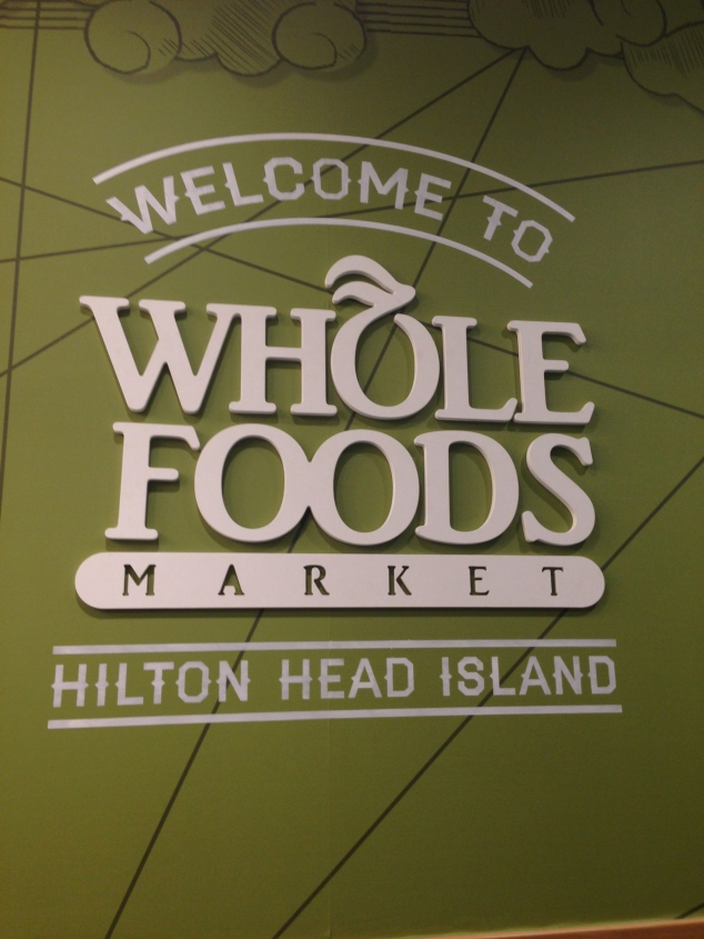 New Whole Foods in Hilton Head Island
