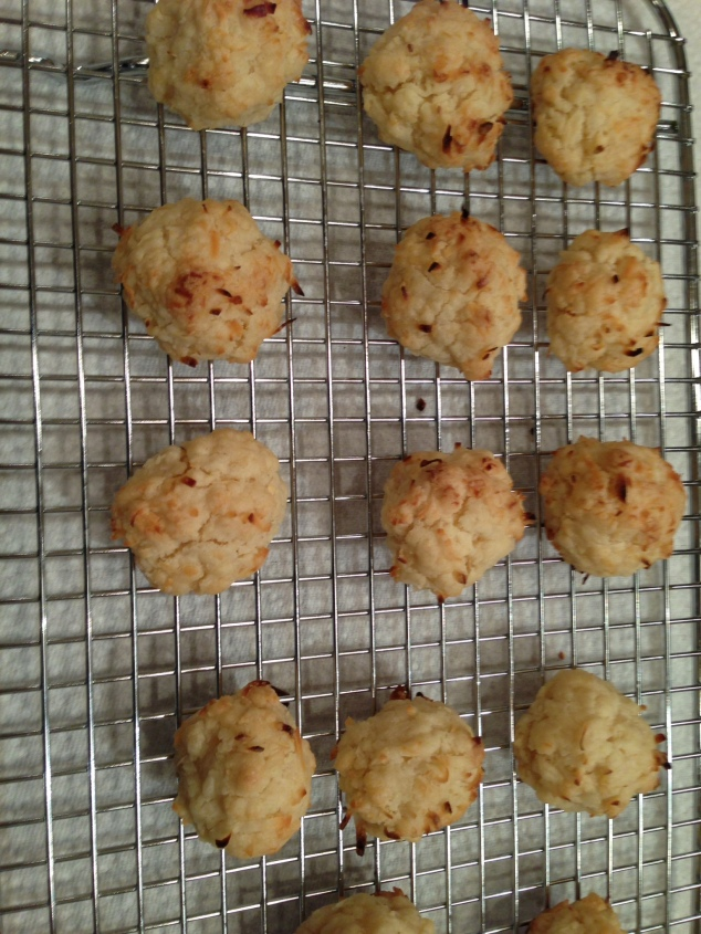Coconut Cookie Mix from Rebecca's Gluten Free