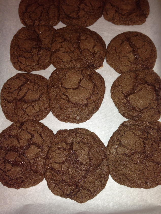 The Brownie Cookie Mix was a hit with the College Celiac.
