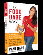 FoodBabeWay_Book Cover 3D